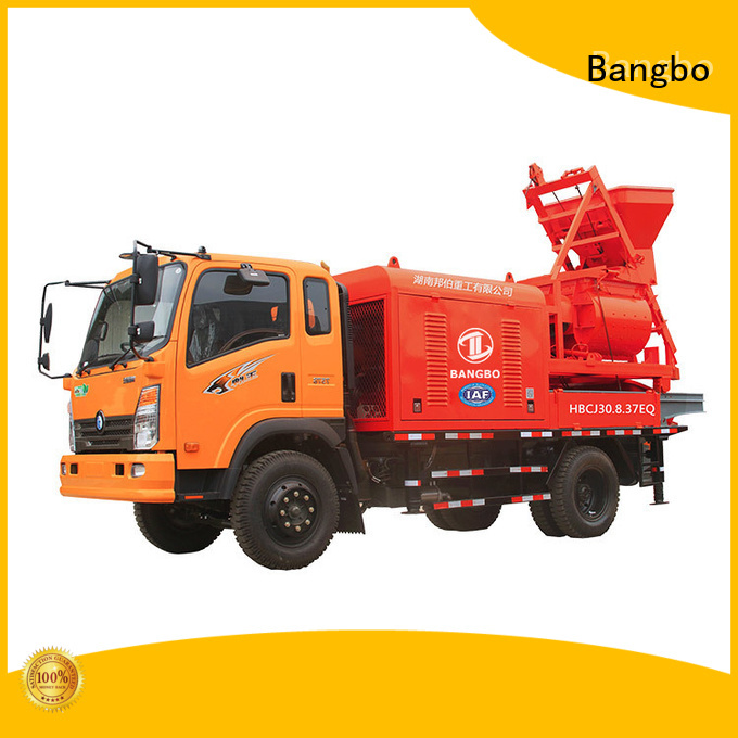 High performance concrete mixer truck manufacturers manufacturer for highway project