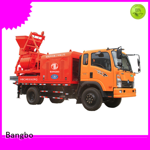 Professional concrete mixer truck supplier for railway project
