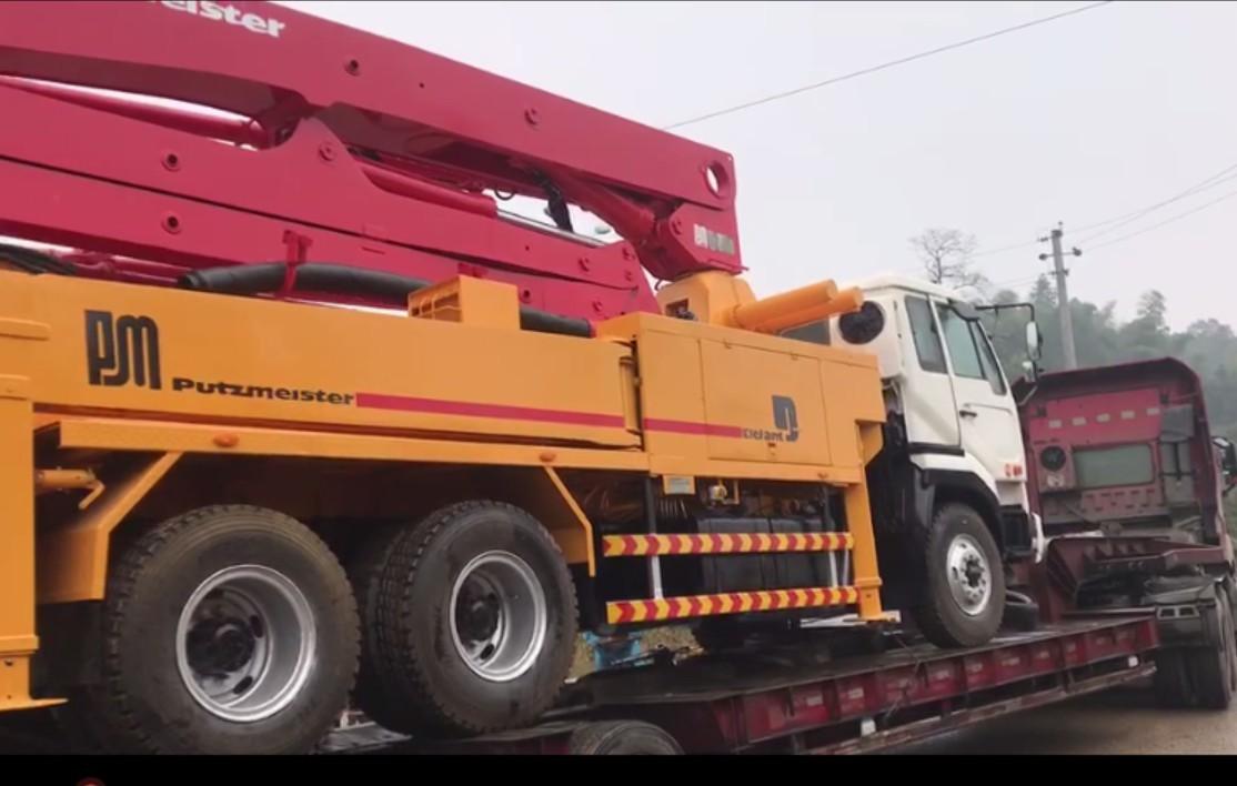 concrete mixer truck (2)