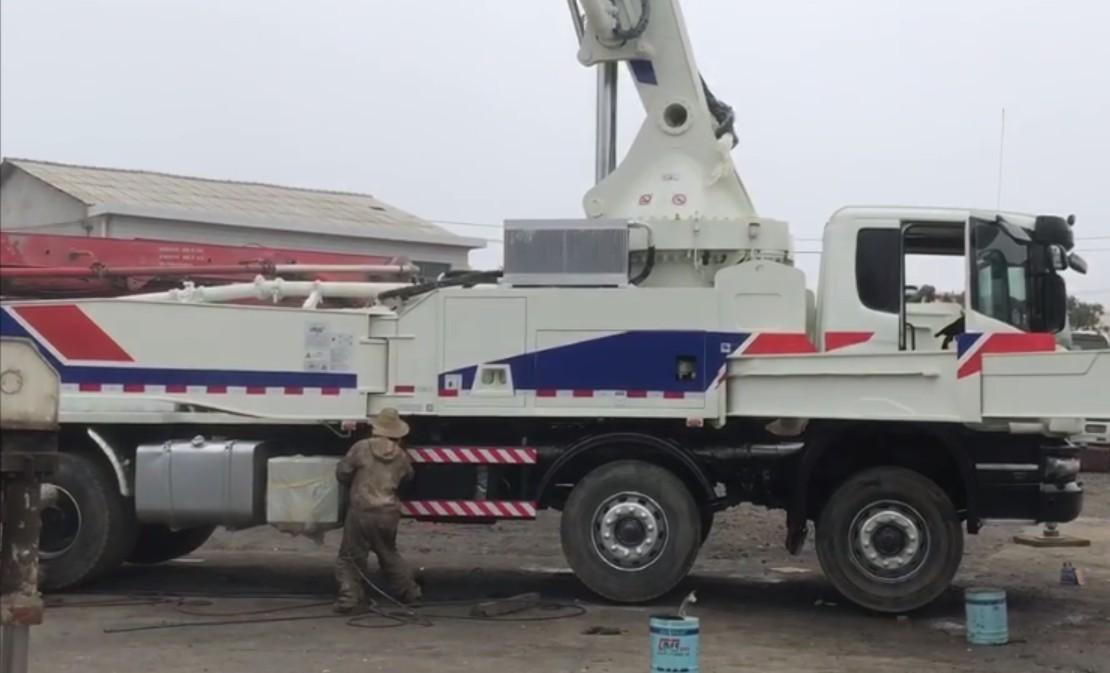 concrete mixer truck (3)