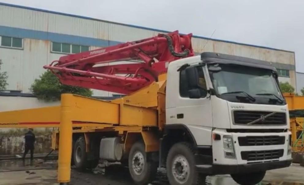 concrete mixer truck (4)
