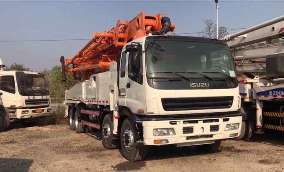 concrete mixer truck (6)
