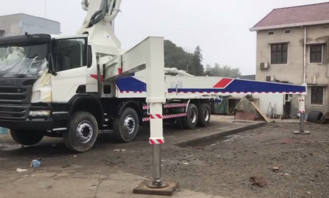 concrete mixer truck (9)