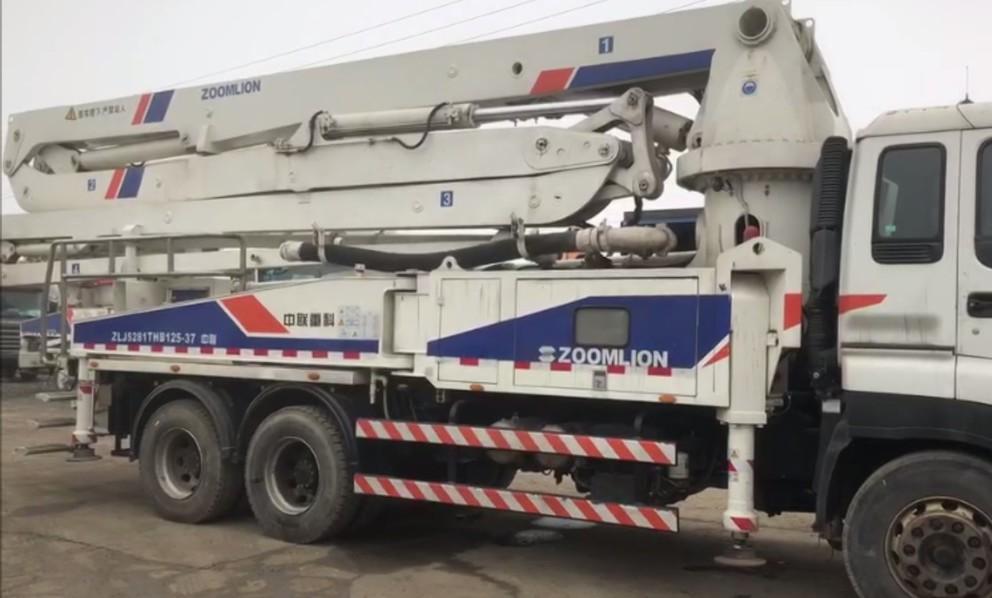 concrete mixer truck (11)