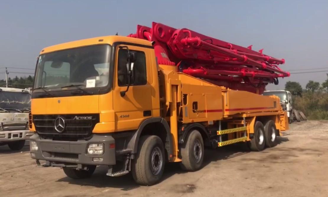 concrete mixer truck (13)