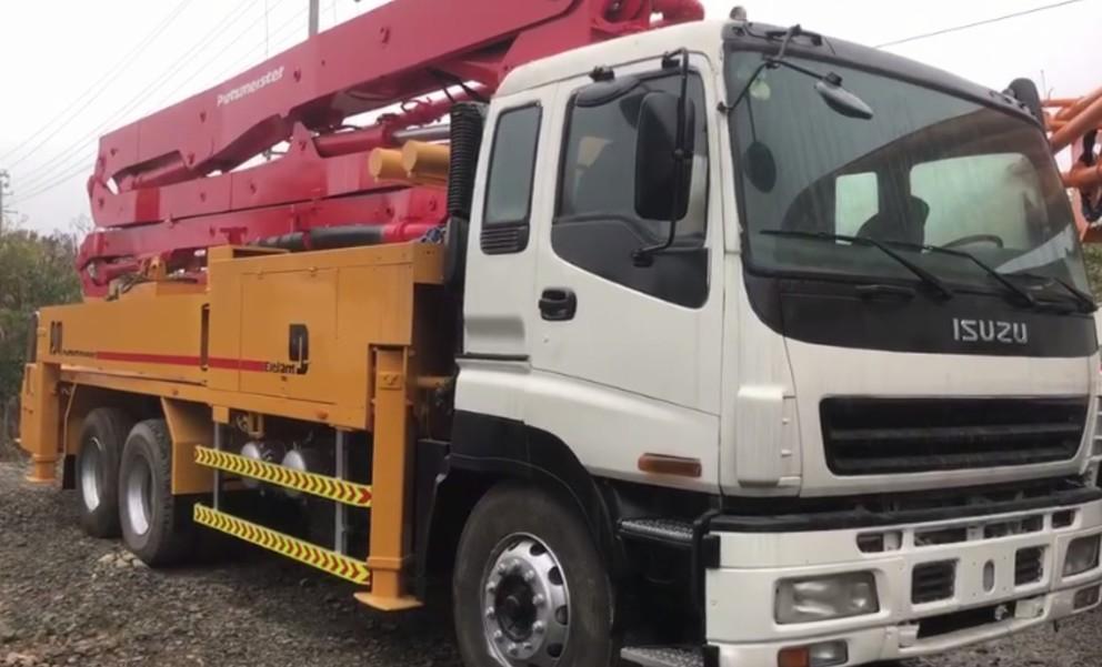 concrete mixer truck (17)