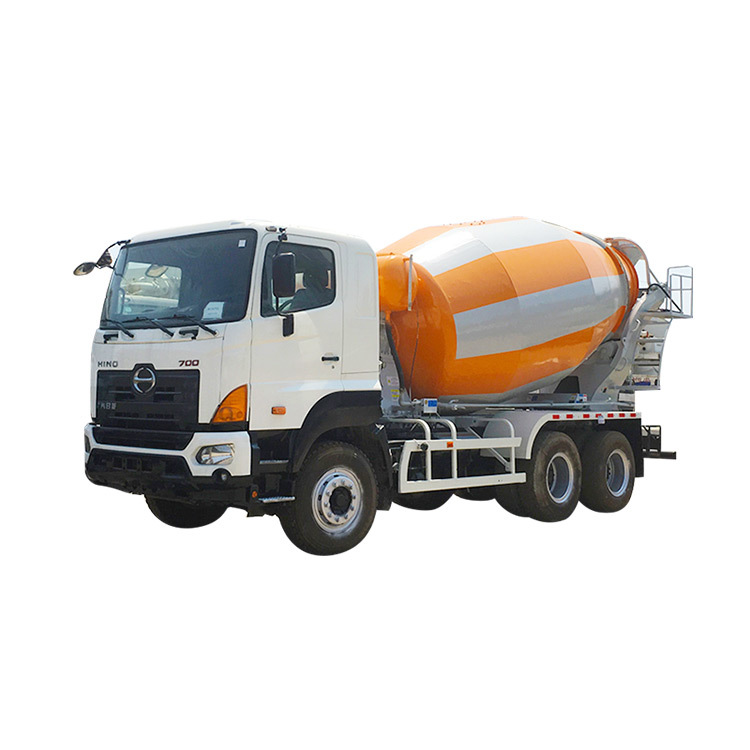 Used Concrete Mixer Truck HBT60.14.13 Used Cement Mixer Truck