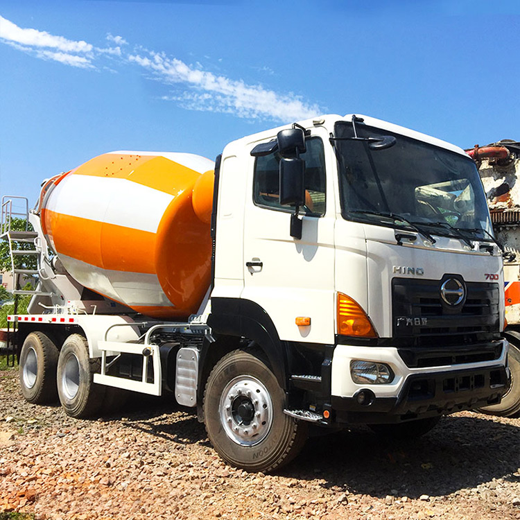 Bangbo Professional used cement mixer truck for sale company-2
