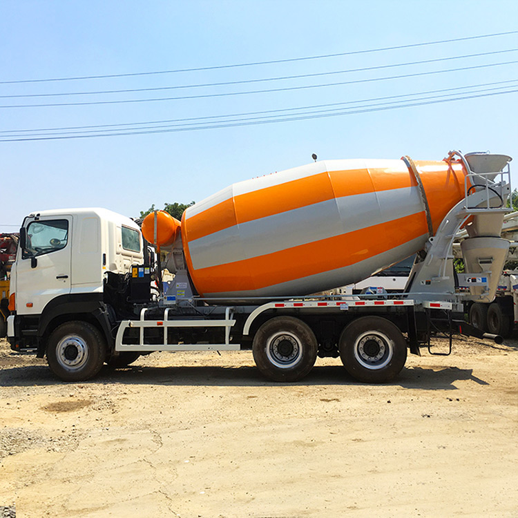 Bangbo Professional used cement mixer truck for sale company-1
