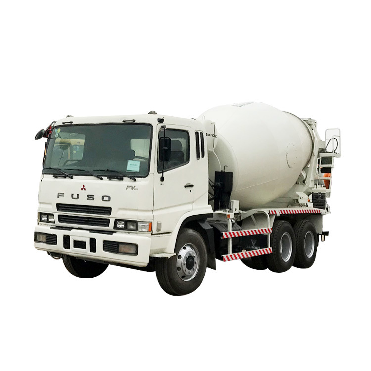 Used Concrete Mixer Truck HDJ5241GJBFU Used Truck Mixer