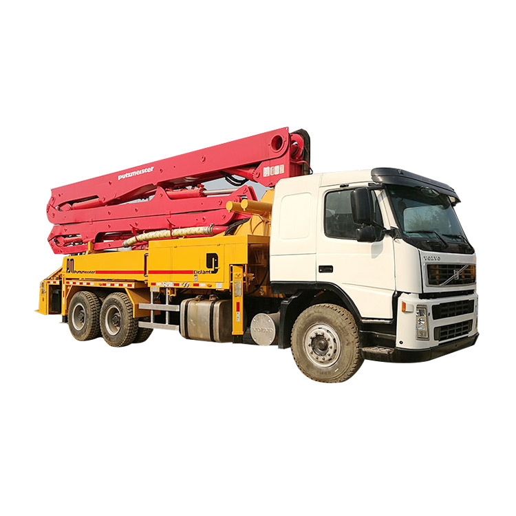 Used Concrete Pump Truck SG5261THB36 Used Mobile Concrete Truck