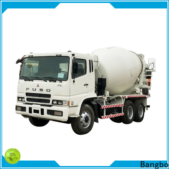 Bangbo High performance used cement truck for sale company for construction industry