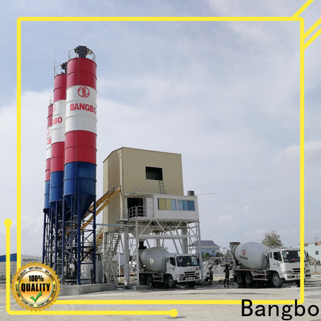 Bangbo Professional batching plant company for construction industry