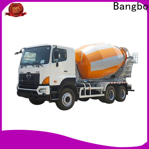 Professional used concrete mixer trucks for sale company for engineering construction