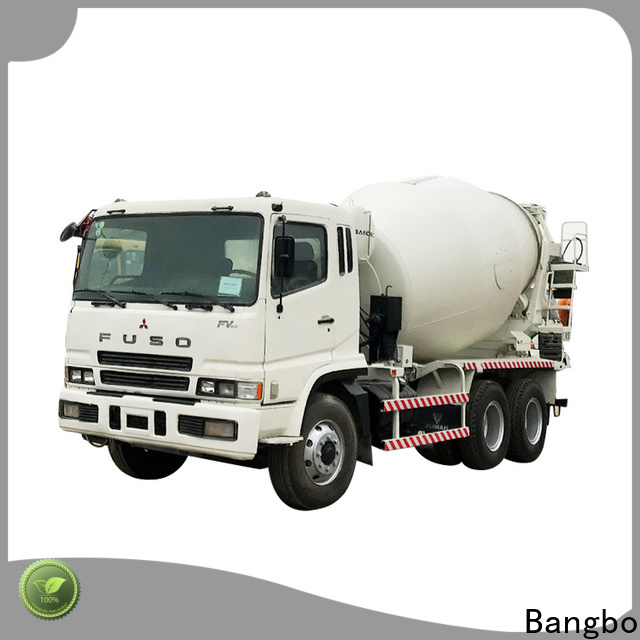 Bangbo Professional used concrete trucks factory for engineering construction