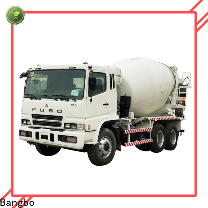 High performance used cement mixer truck supplier for construction industry