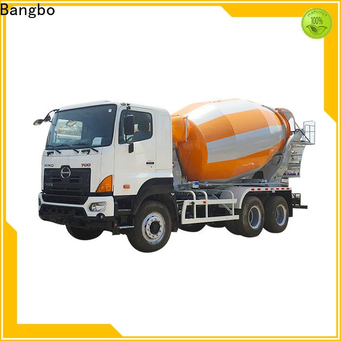 Professional used concrete trucks manufacturer