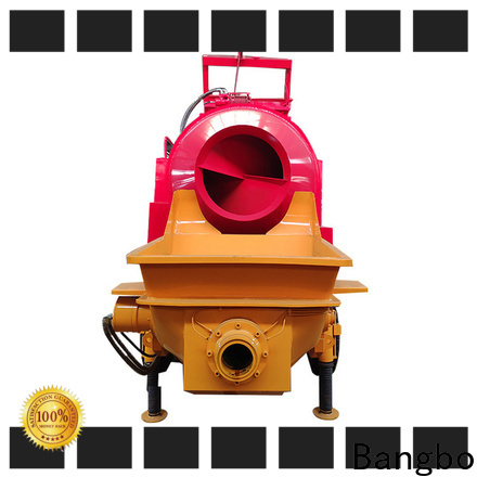 Great concrete mixer for sale company for engineering construction