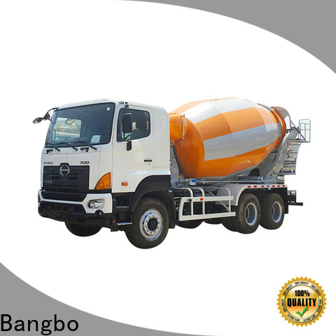 Bangbo Professional used cement mixer truck for sale company
