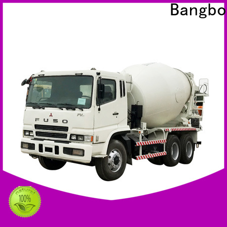 Bangbo Great used cement mixer truck for sale supplier for construction industry