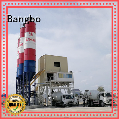 Professional batching plant factory for construction industry