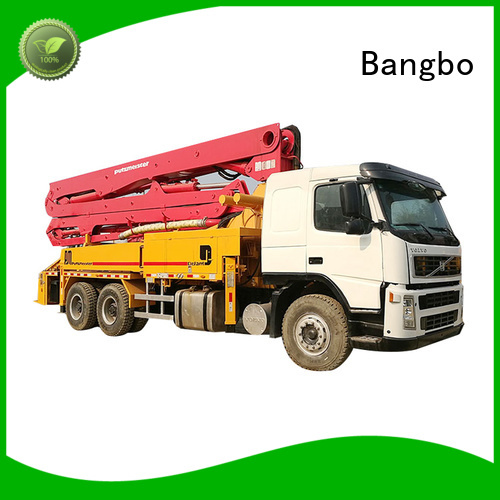 Bangbo Professional used concrete equipment company for construction industry