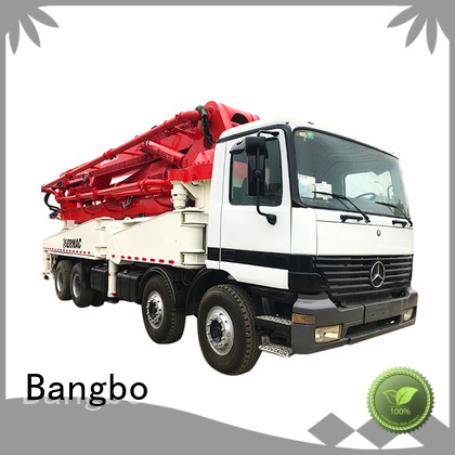 Professional used concrete trucks supplier for construction project