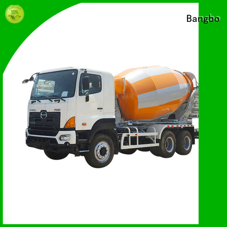 Bangbo used mixer trucks company