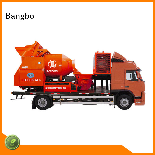 High performance concrete mixer truck company for tunnel project
