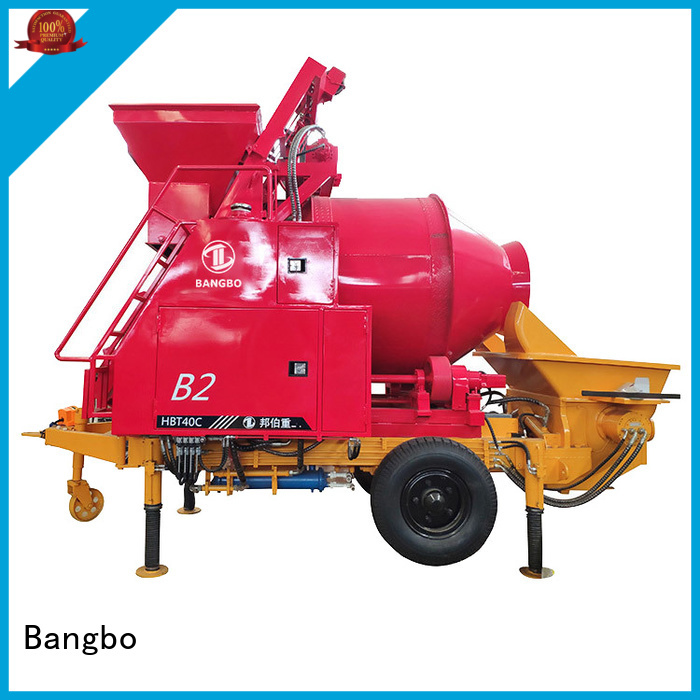 Professional concrete mixers company for construction industry