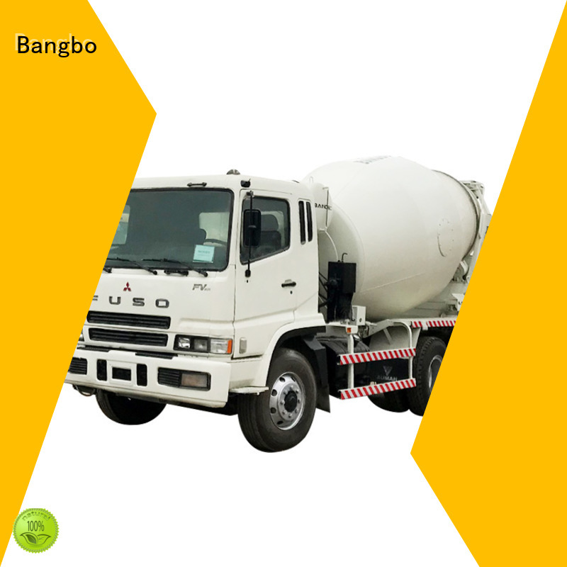 Great concrete mixer truck factory for engineering construction