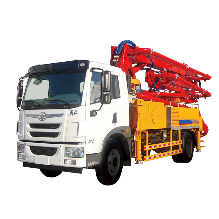 Concrete Pump Truck BB5191THB-28 Truck Mounted Pump