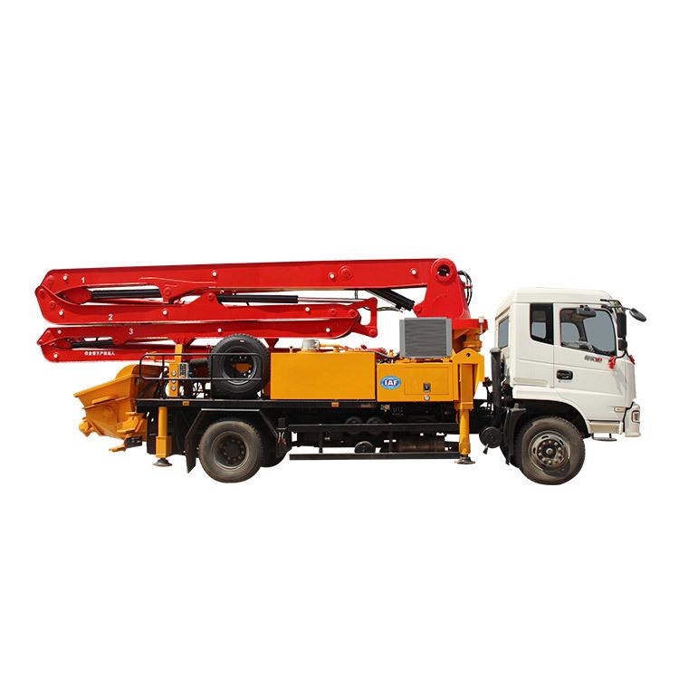 Concrete Pump Truck BB5191THB-37 Cement Pump Truck