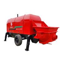 Stationary Concrete Pump HBT40.10.45ES Stationary Concrete Mixer