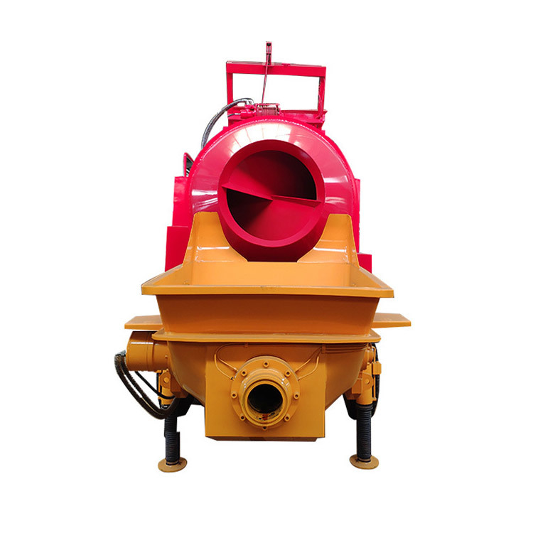 Concrete Mixer With Pump  JBT30.8.37EG Concrete Mixer For Sale