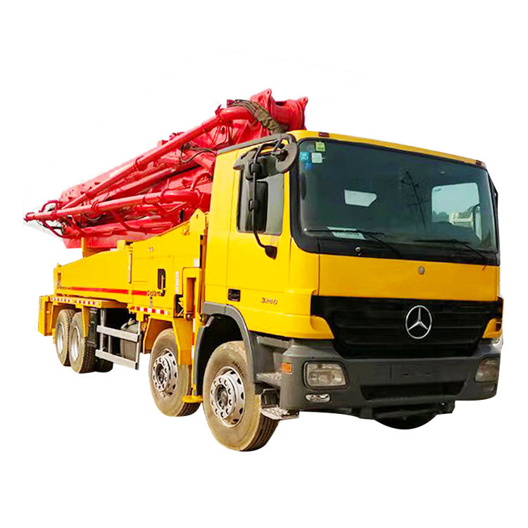 2007 year Putzmeister 42 Meter Used Concrete Pump Truck for Sale