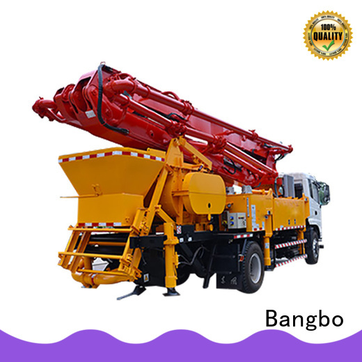 Great city concrete pump company for engineering construction