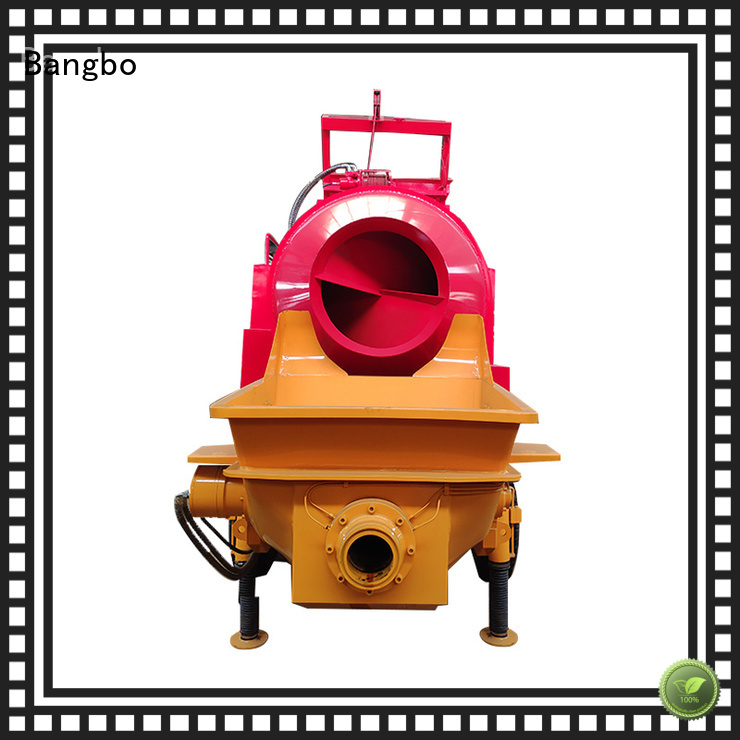 Great concrete machine factory for construction project